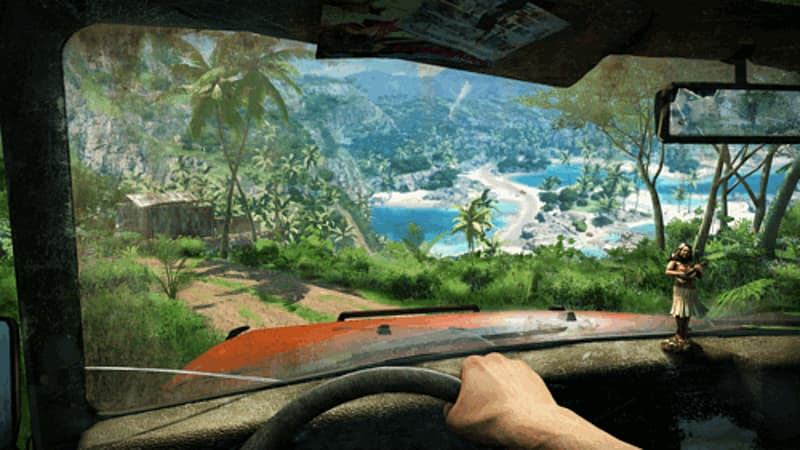 Far Cry 3 on PC, Xbox 360 and PlayStation 3 at GAME