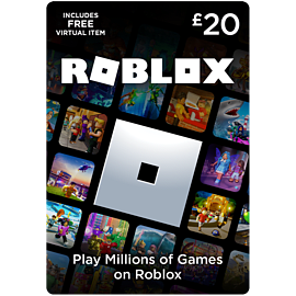 Roblox card - 30 credits Gifts