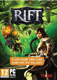 Trion Worlds: Rift 30 Day Time Card Gifts