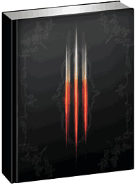 Diablo III Limited Edition Strategy Guide Strategy Guides and Books