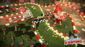 LittleBigPlanet Karting screen shot 2