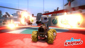 LittleBigPlanet Karting screen shot 3