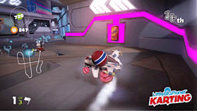 LittleBigPlanet Karting screen shot 4
