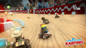 LittleBigPlanet Karting screen shot 7
