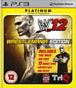 WWE '12 Wrestlemania Edition PlayStation 3
