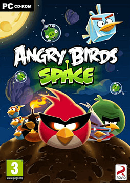 Angry Birds: Space PC Games Cover Art