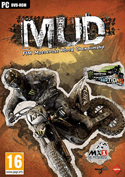 MUD - FIM Motocross World Championship PC Games Cover Art