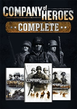Company of Heroes Complete: Campaign Edition (MAC) Mac Cover Art