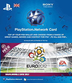 £16 PlayStation Network Wallet Top Up PlayStation Network Cover Art