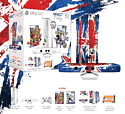 Xbox 360 Special Edition 4GB Kinect Celebration Pack Xbox 360