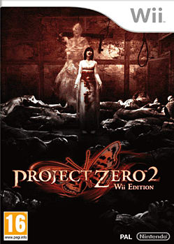 Project Zero 2: Wii Edition Wii Cover Art