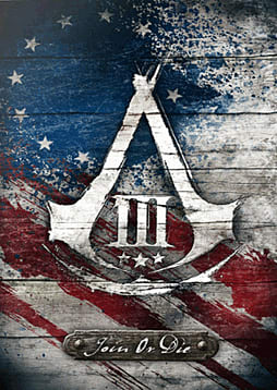 Assassin's Creed III Join or Die Collector's Edition PC Games Cover Art