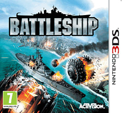 Battleship 3DS Cover Art