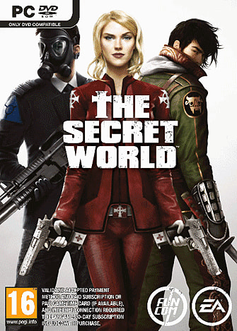The Secret World on PC at game