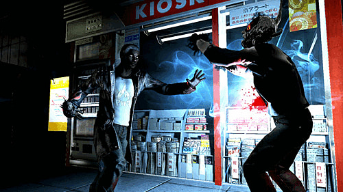 Zombies, Vampires, things that go bump in the night in the Secret World on PC at game