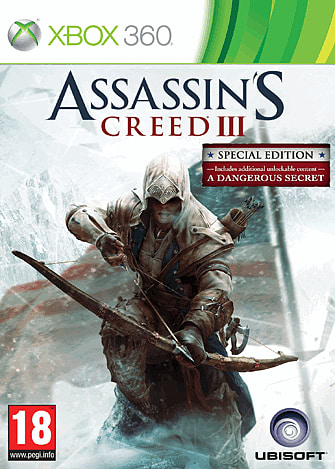 Assassin's Creed 3 wows at E3. On Xbox 360, PS3 and PC at GAME
