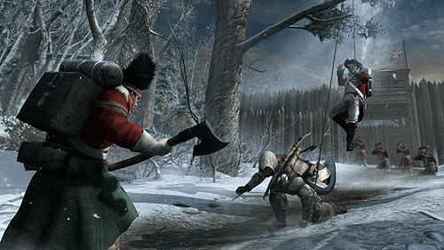 Assassins Creed 3 on PS3, Xbox 360, PC and WiiU at GAME