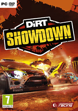 DiRT Showdown PC Games Cover Art