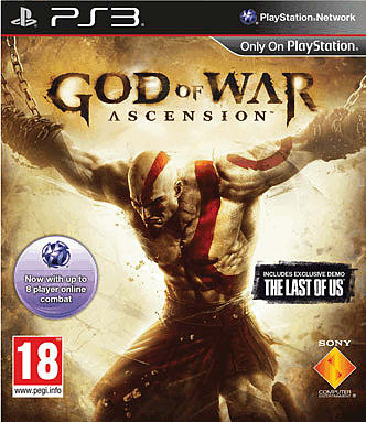 God of War Ascension review for PlayStation 3 at GAME