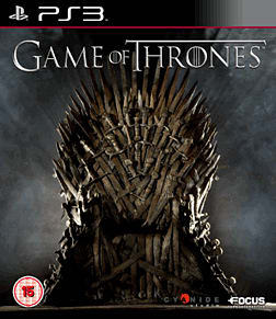 Game of Thrones PlayStation 3 Cover Art