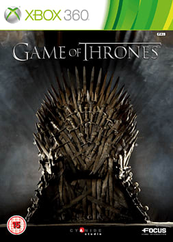 Game of Thrones Xbox 360 Cover Art