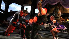 Tekken Tag Tournament 2 screen shot 1