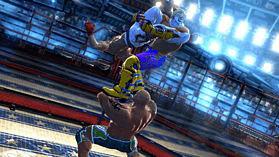 Tekken Tag Tournament 2 screen shot 2
