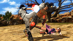 Tekken Tag Tournament 2 screen shot 7