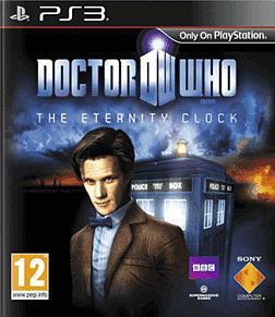 Doctor Who: The Eternity Clock PlayStation 3