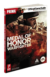 Medal of Honor Warfighter Strategy Guide Strategy Guides and Books