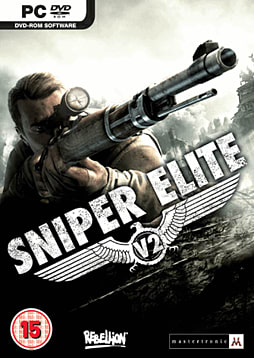 Sniper Elite V2 PC Games Cover Art