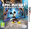 Disney Epic Mickey: The Power of Illusion 3DS