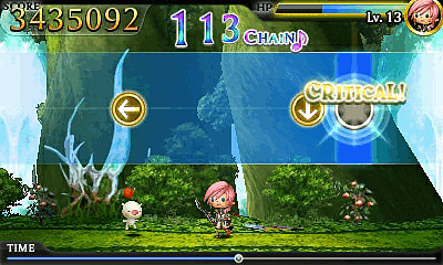 Finfal Fantasy music comes to life in Thatrhythm on 3DS XL at GAME
