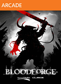 Bloodforge Xbox Live Cover Art