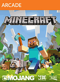 Minecraft Xbox Live Cover Art