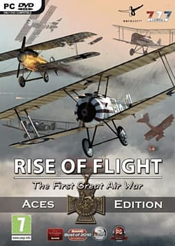 Rise of Flight: Aces Edition PC Games Cover Art