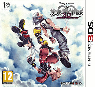 Kingdom Hearts 3D: Dream Drop Distance on Nintendo 3DS at GAME