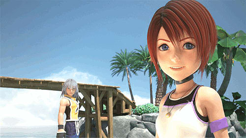 Disney action RPG Kingdom Hearts 3D: Dreamdrop Distance on Nintendo 3DS XL at GAME