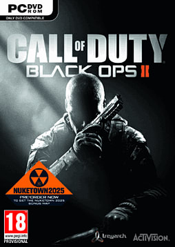 Call of Duty: Black Ops II PC Games Cover Art