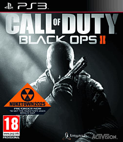 Call of Duty: Black Ops II PlayStation 3 Cover Art