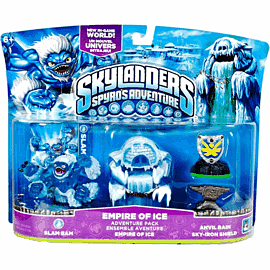 Skylanders: Empire of Ice Adventure Pack Toys and Gadgets