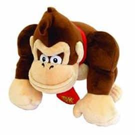 San El Donkey Kong Plush Toys and Gadgets