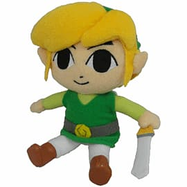 16CM Zelda Link Plush Toys and Gadgets