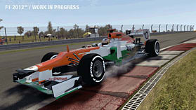 PS3 F1 2012 screen shot 2