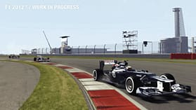 Formula 1 2012 screen shot 3