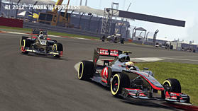 PS3 F1 2012 screen shot 6