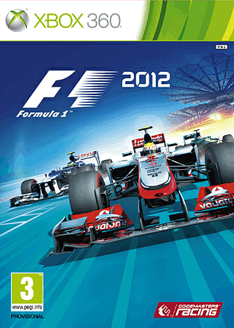 F1 2012 on Xbox 360 and PlayStation 3 at GAME