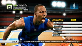 Adidas miCoach screen shot 6