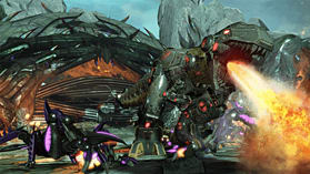 Transformers: Fall of Cybertron screen shot 5