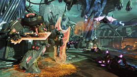 Transformers: Fall of Cybertron screen shot 6